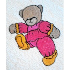 Design: Items>Toys>Teddy Bears - Teddy walking