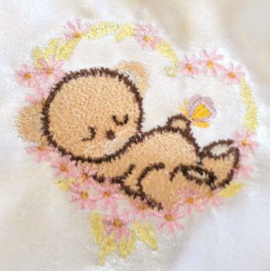 design items toys teddy bears sleeping bear