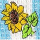 Design: Nature>Flowers>Sunflowers - Large sunflower