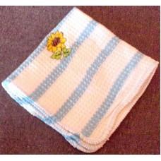 Product: Kitchen>Linen - Washcloth (Sunflower)