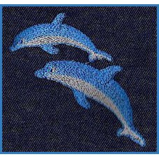 Product: Patches (Dolphins)