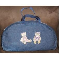Product: Bags>Handbags - Clothes Bag (Two bears)