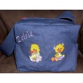 Product: Babies>Baby Bags - Small Nappy Bag (Two ducklings)