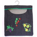 Product: Kitchen>Bags - Pegs Bag (Mixed fruits)